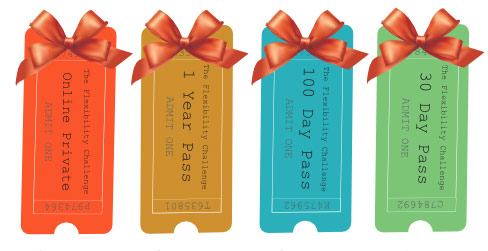 The Flexibility Challenge Gift Card